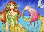 Mermaid - gift for a friend by Duet