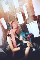Magnet - the forbidden love by ikabii