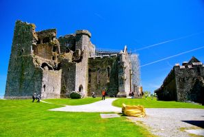 Rock of Cashel 4 by rafaelmcsilveira
