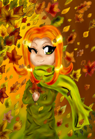 BJ's Autumn by Kamanessa