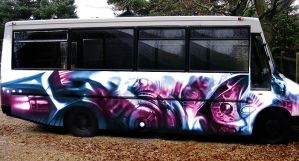 The BUS - Concept by Konf