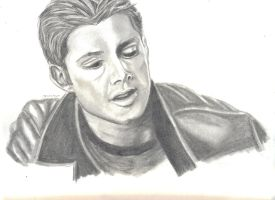 Dean Winchester by wickedtiger86