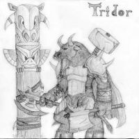 Tridor by PictureThisDeviant