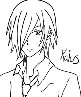 Kaius-uncoloured by RainbowShroom