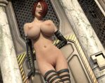 Shay's Sexy Desire by SithPorn
