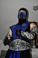 Sub Zero Mortal Kombat! by CristEsp