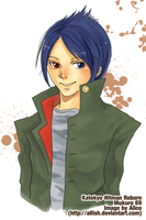 Request : Mukuro 69 by allish