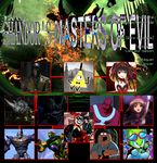 Ivo Shandor's Masters of Evil by 4xEyes1987