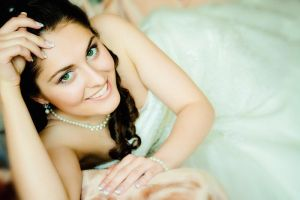 Wedding: Beautiful Bride by cxalena