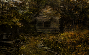 Witch House in Helme by Dhanne