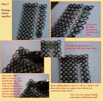 Chain mail tutorial Step 3 by CoolleKotten