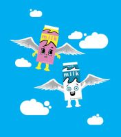 All A Blur by mattcantdraw