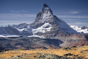 THE moutain... by vincentfavre