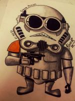 MinionThrooper by MoscowRat