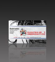 Business card 18 by Click-Art
