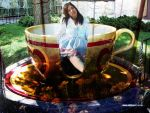 In a tea cup? by yayoitenou