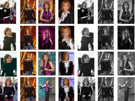 So Many Reba's... by letthesunshinein