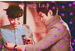 gd and t.o.p by ilovethefunnybambi