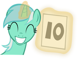 Lyra 10 outta 10! by RedtoxinDash