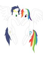 Make Ranbow And Soran by daylover1313
