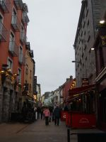 Old Galway City Street 3 by FantasyStock
