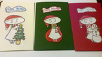 Holiday Card Project 2014 by AbyLockhart