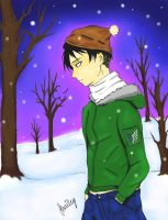 StuckInTheSnow (LEVI) by CanadianGurlAtHome