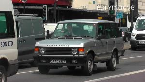 1987 Range Rover Classic by The-Transport-Guild
