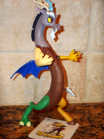 Unicon Discord Figure [GIVEN TO DELANCIE] by Clawed-Nyasu