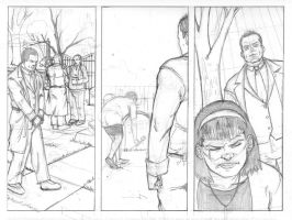 Orbit Issue 2 Page 1 Panels by Nick-OG