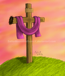 Cross of the King by SailorMoonAndSonicX