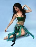 Mermaid and other poses 7 by CathleenTarawhiti