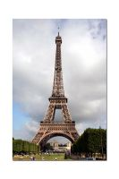 Eiffel tower No6 by unclejuice