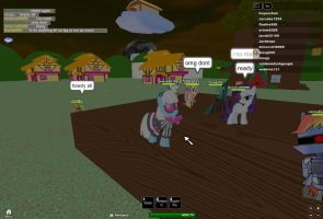 Roblox mlp role play 27.8.12 by hoyeechun