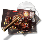 Steampunk Desktop Icon Shock 4 Way by yereverluvinuncleber