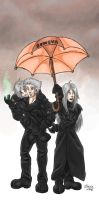 If only they had an umbrella by Bowie-Spawan