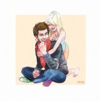 Peter + Gwen by primiita