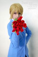 Ouran - Roses to a Rose by Rei-Suzuki