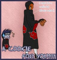 A Cookie For You - Tobi by kumagoro4ever