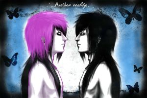 Another reality by Evil---Angel