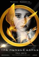 Hunger Games Prim Poster by heatona