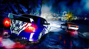 Need for speed carbon beta wallpaper by NoteCesar7099