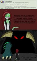 Question 8 - Mutant? by AskSerina