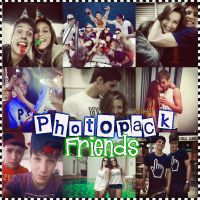 Photopack #Friends by JamieTW