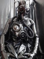 rubber aliens by SlythyTove
