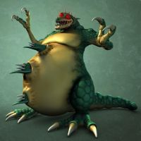 Kraid by MightyReg