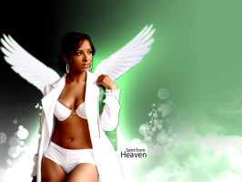 Sent from Heaven by owdesigns