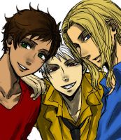 APH: Bad Touch Trio by Hikari-Dragonslayer