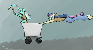 Minecart Madness by ShortCircuitCA
