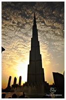Burj Khalifa by toolboxxx